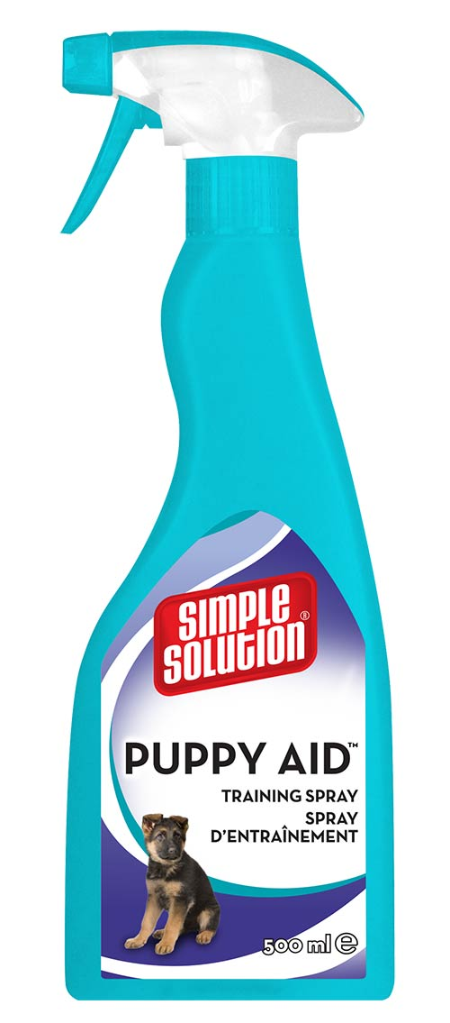 Simple Solution Puppy Aid Sprej na nácvik hygieny, 500 ml